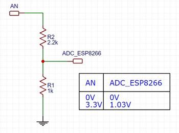2832 voltage divider - Electrogeek