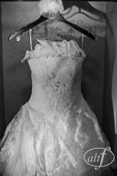 Bridal Gowns,Black & White Wedding at The Four Seasons Las Vegas for Conor and Harmony