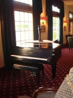 Elegant Grand Piano