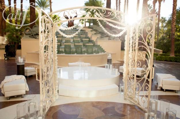 Las Vegas Wedding at Four Seasons