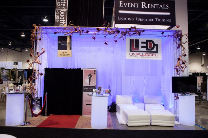 LED Unplugged & Shutterbooth