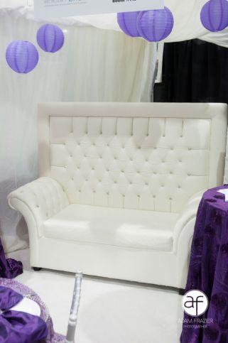 Cozy & Unique Settee Seating