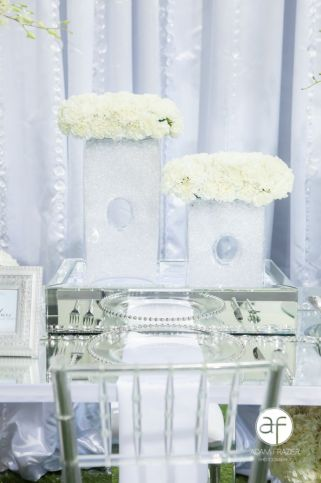 White & Glass - Fresh Design