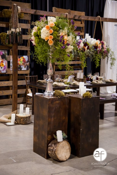 Woodland Hi-Top Tables