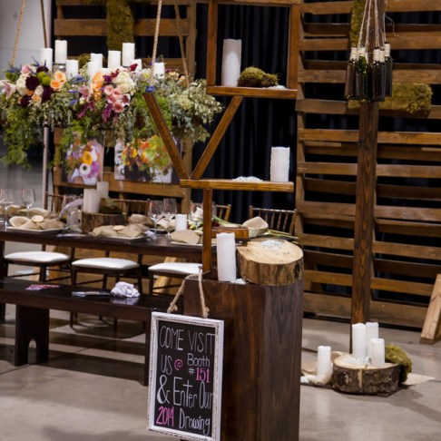 Head Table with Style