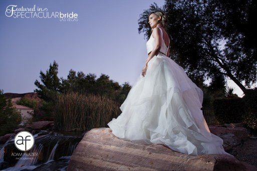 Bridal Spectacular_Las Vegas Wedding Venues_Hilton Lake Las Vega