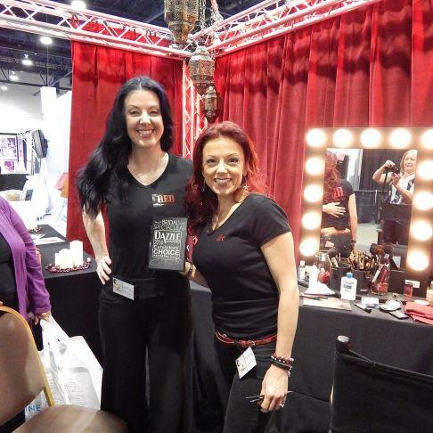 RED Makeup Design Wins Dazzle