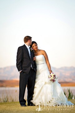 Real Wedding Spotlight on Daisy & Brett at The Westin at Lake Las Vegas