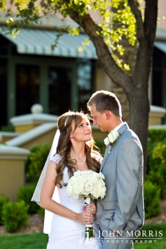 The Look of Love Las Vegas Wedding Portrait by John Morris