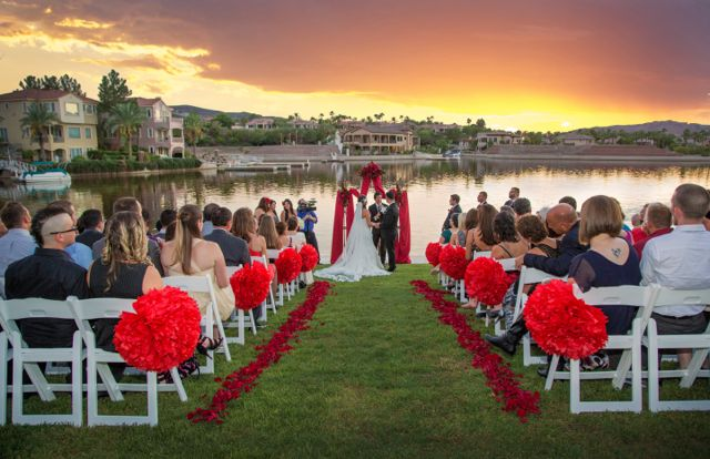 Exceed Photography Wedding Of Krystin and Richard at The Lake Club Las Vegas