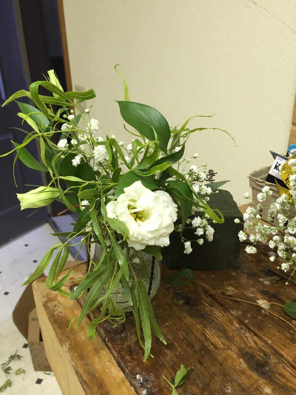 Bud Vases In Process