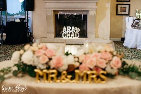 Las Vegas Wedding by Jenna Ebert