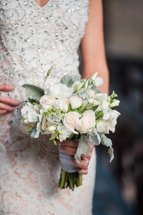Floral Jovani Linens & Kristen Marie Weddings&Protraits