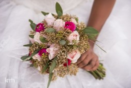 Flowers by Enchanted Florist. Photo by KMH Photography