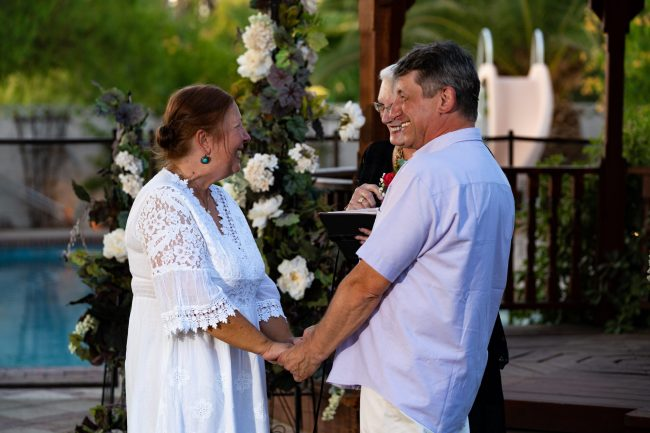 Happy Couple from Belgium ties the knot in Las Vegas with help of Bridal Spectacular