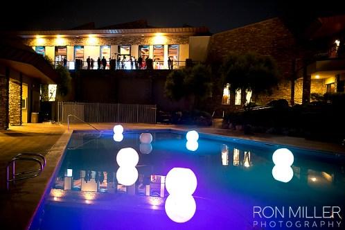Pool Globes