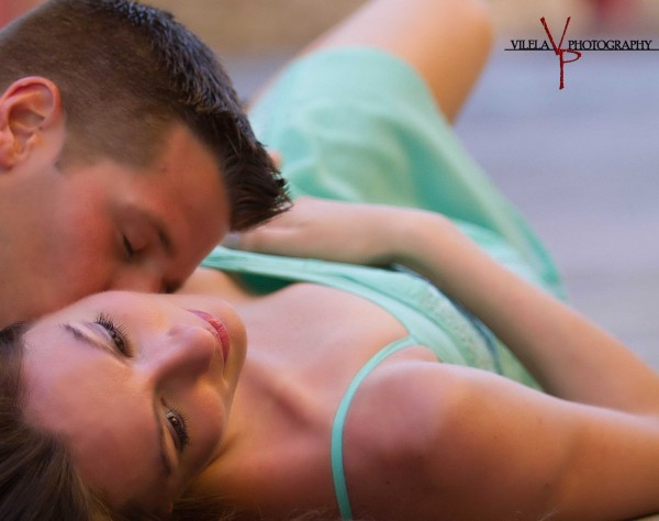 Dry Lake Bed Las Vegas Engagment Shoot