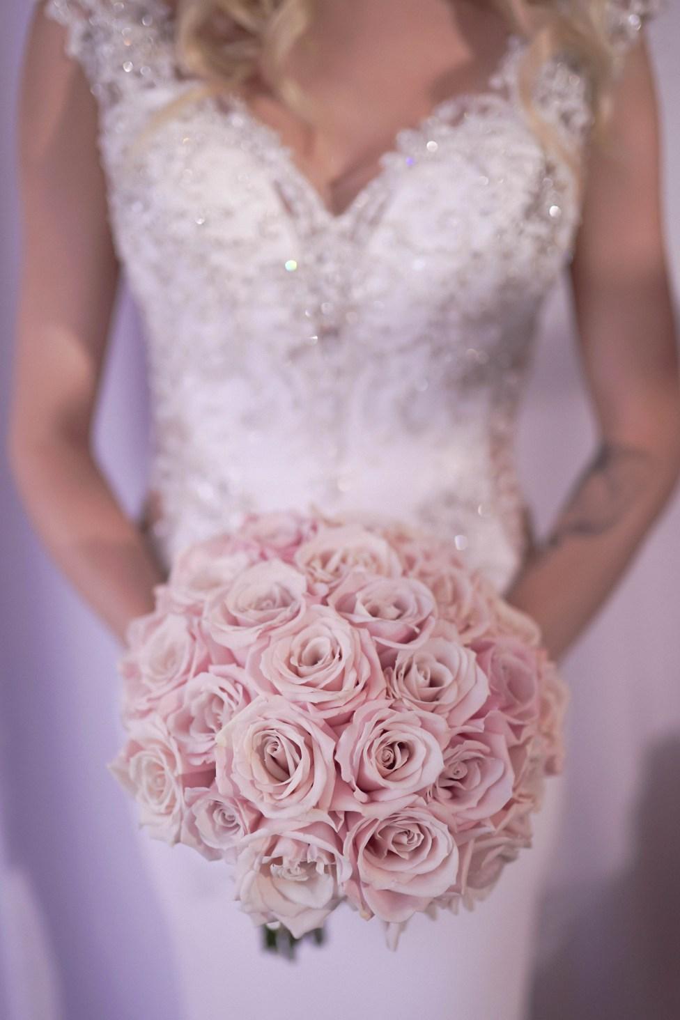 Floral:The Palette & LuxLife Las Vegas