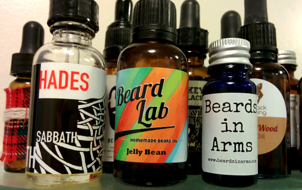 My Beard Smells Like Jelly Beans