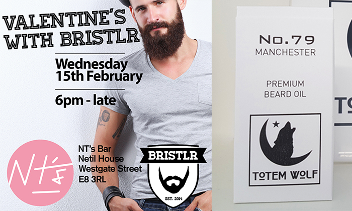#Competition – Valentines with NT's and Totem Wolf