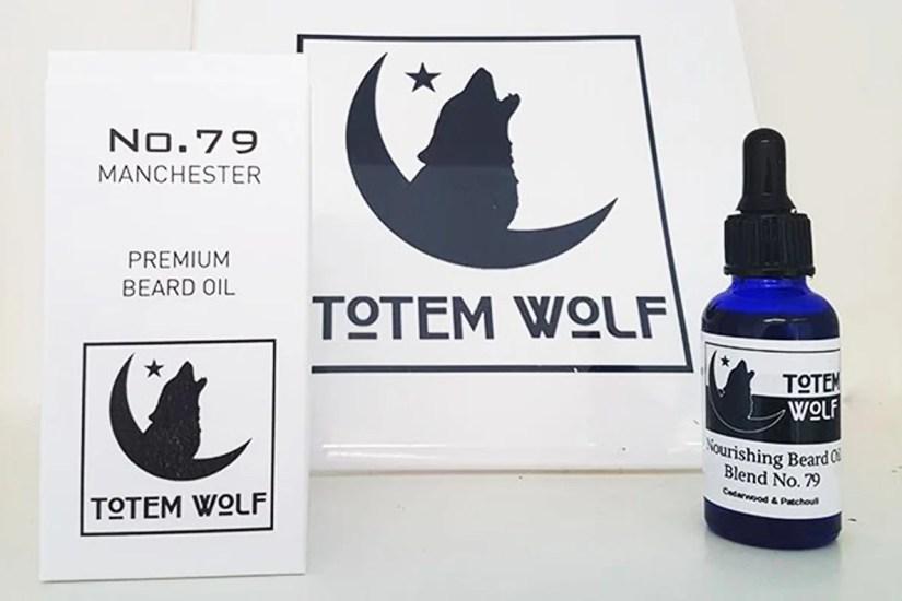 Totem Wolf NL