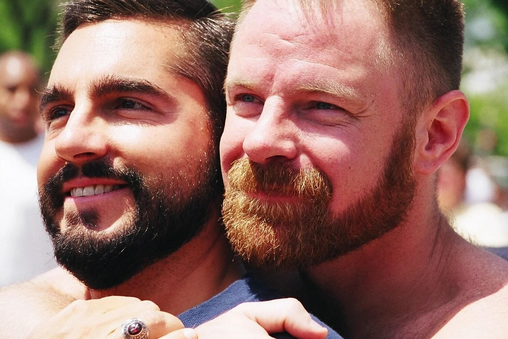 Gay, Bi, Queer Beards