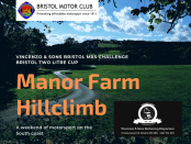 2020 Manor Farm Hillclimb
