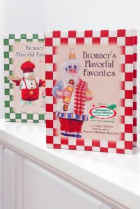 Bronner's Flavorful Favorites Cookbooks