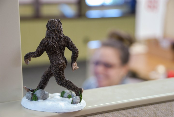 Sasquatch Fun With Bronner's Blog Team