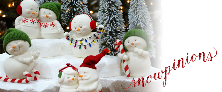 Everyone Has a Snowpinion!