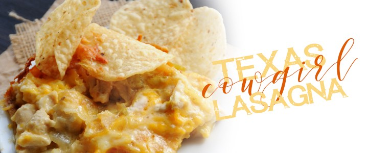 Texas Cowgirl Lasagna Recipe