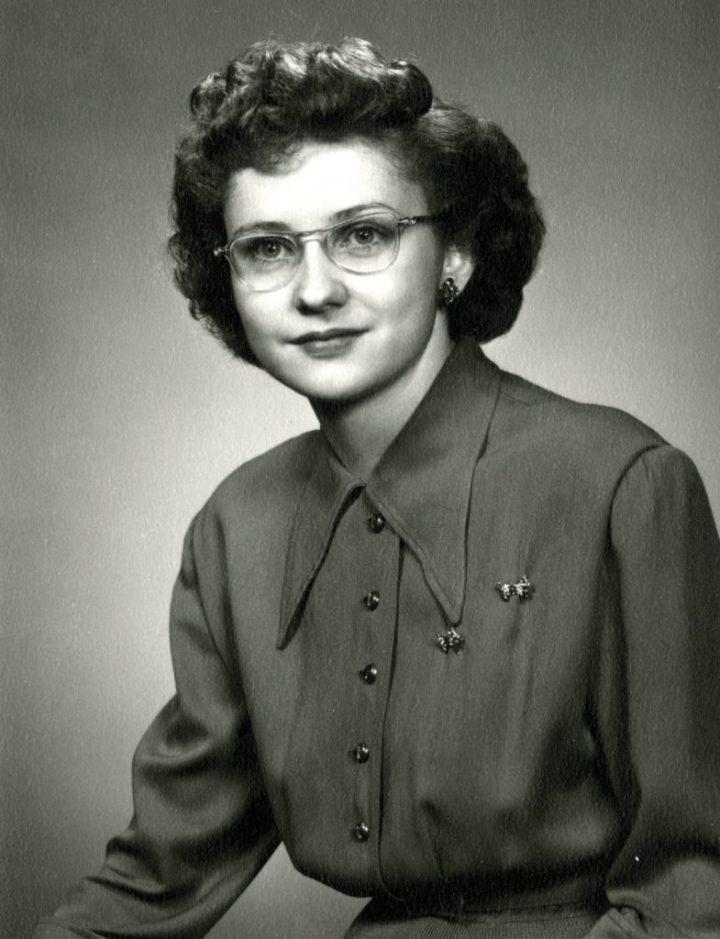 Irene Bronner Vintage Black And White Photo Portrait