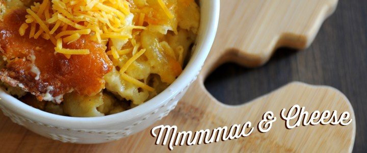 Baked Mac-And-Cheesiest Recipe!