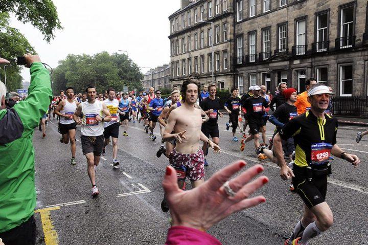Dietrich Bronner Running Marathon