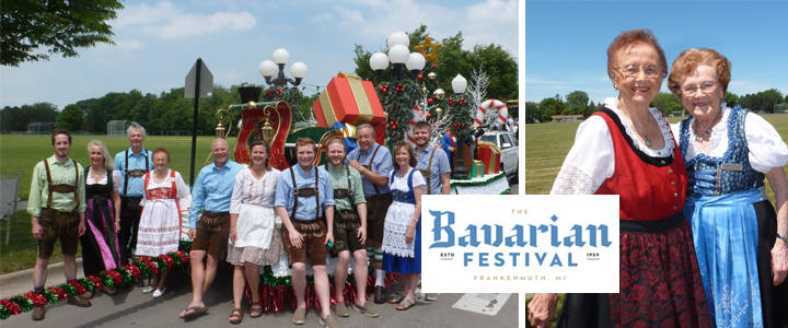 From Conception To Completion | Bronner's Bavarian Parade Floats