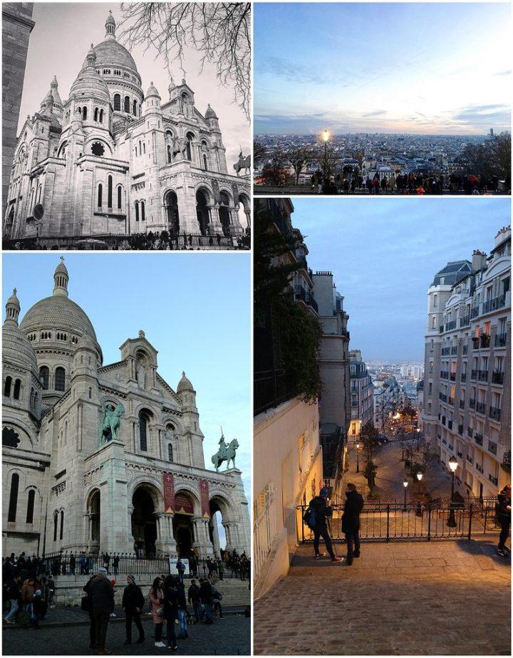 Paris, France City View.