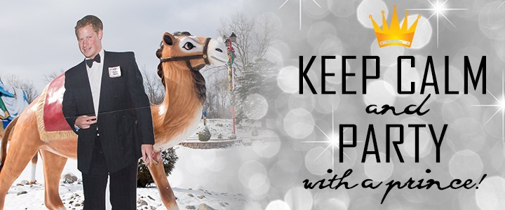 Keep Calm & Party with a Prince! – Contest
