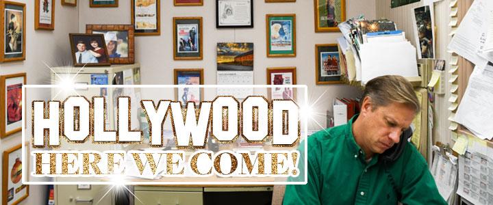 Bronner's in Ho-Ho-Hollywood!