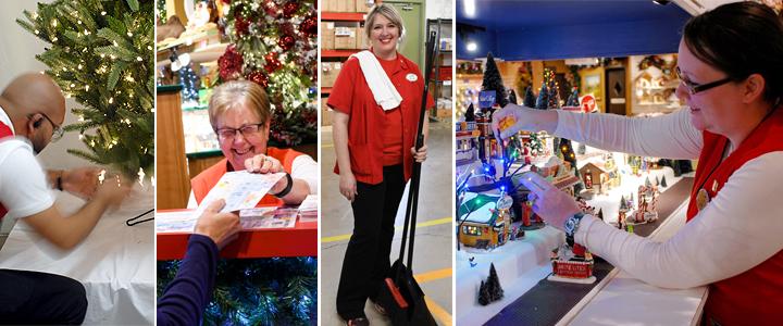 Meet the Staff at Bronner's CHRISTmas Wonderland