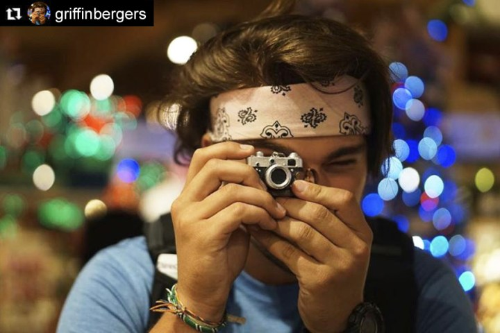 Camera Ornament From Bronner's Christmas Wonderland.