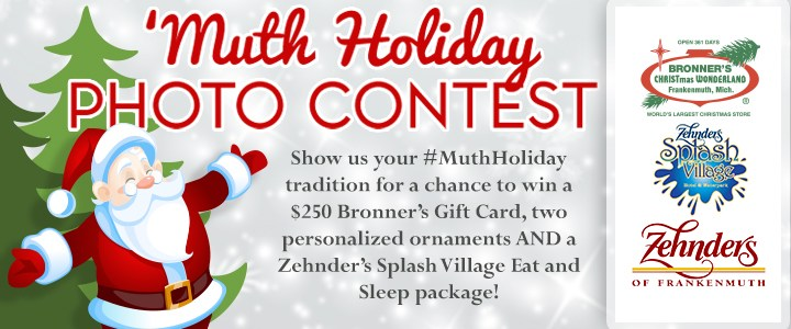 Show Us Your 'Muth Holiday Tradition For A Chance To Win!