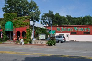 St. Julian Winery in Frankenmuth, Michigan