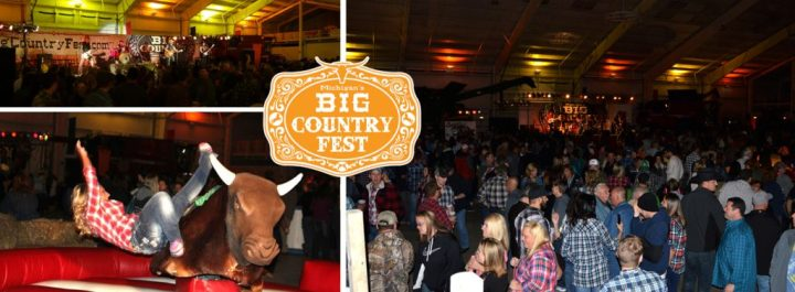 Frankenmuth's Big Country Fest Fun