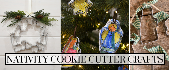 Do-it-yourself Cookie Cutter Crafts