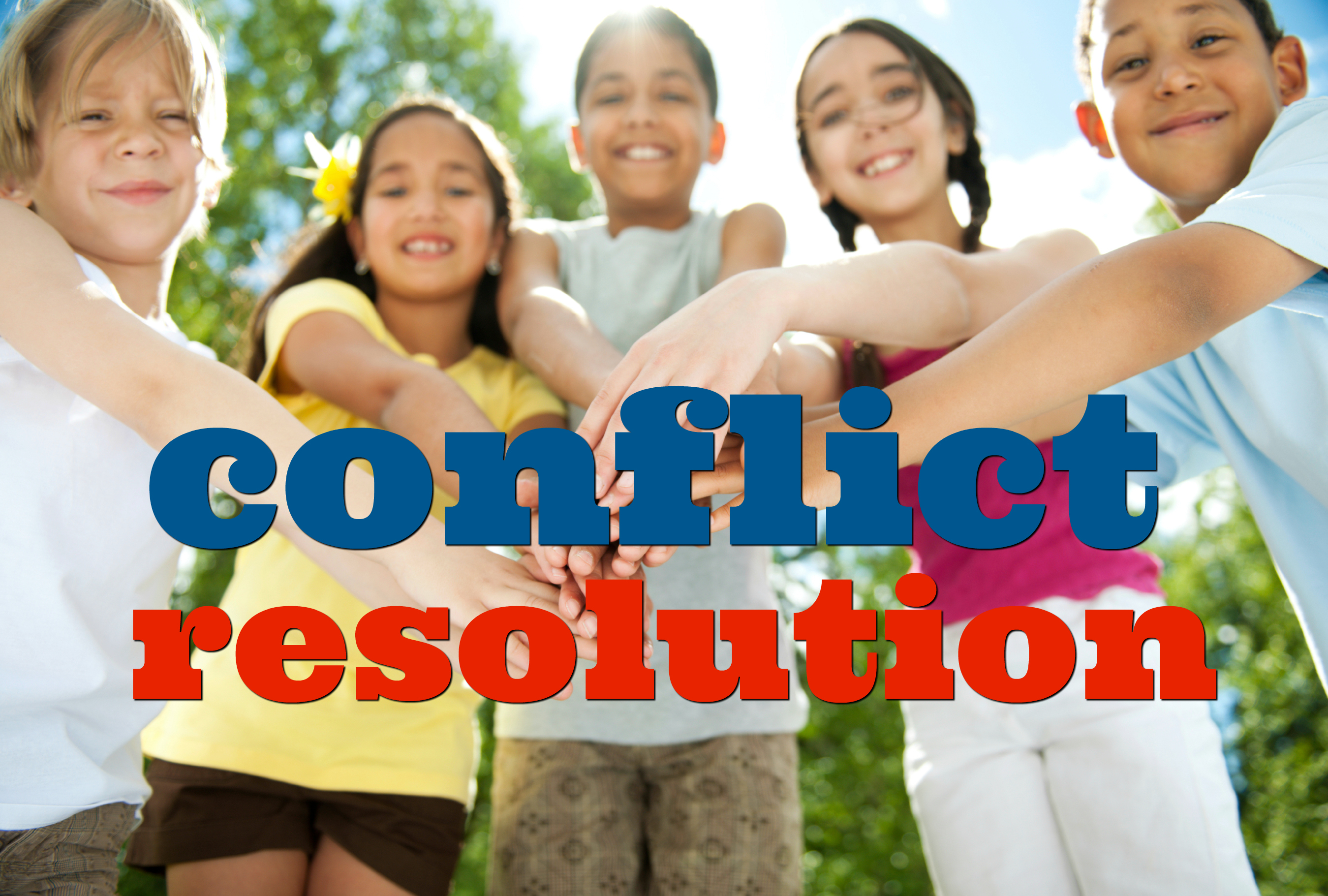 4 Steps To Student Conflict Resolution 2 Student