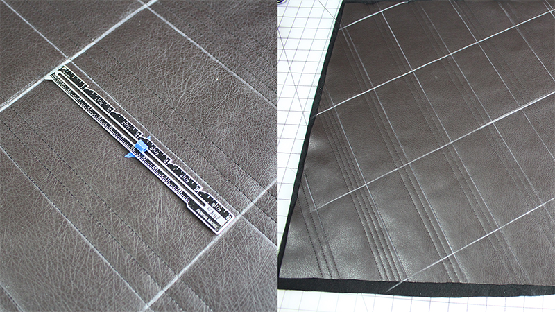 Quilting Leather 230 232