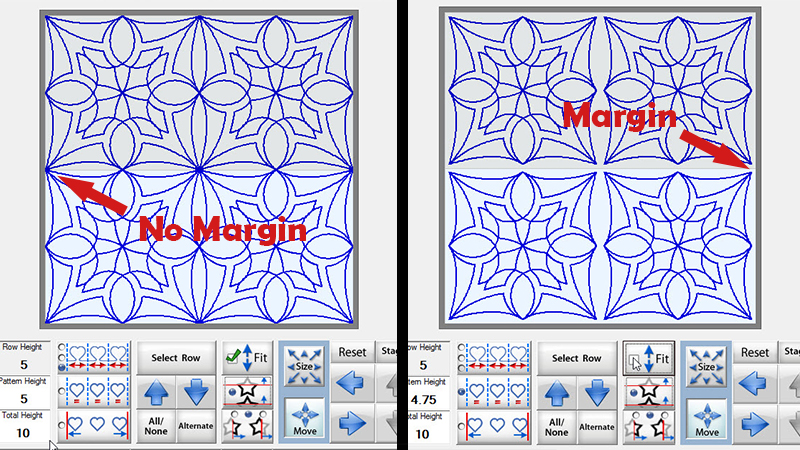 Margin Notes: Giving Your Quilting a Little Space