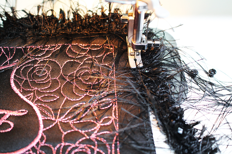 Embroidered Jewelry Mat