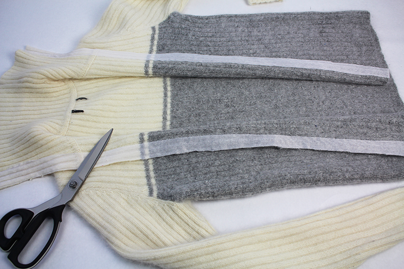 Sweater Zip Blog