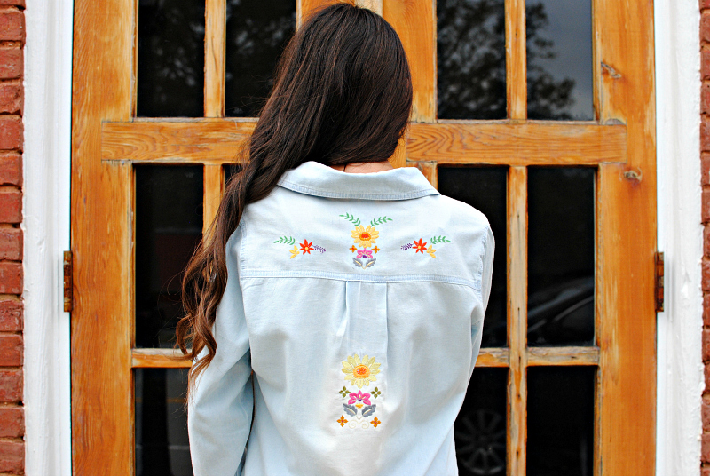 Embroider Shirt